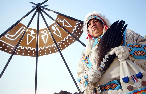 Native American Travellers