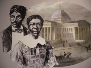 Dred and Harriet Scott